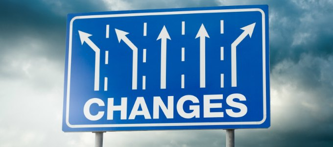 Are You a Change Agent? Reason #5 You're Not Changing Things (Enough!)