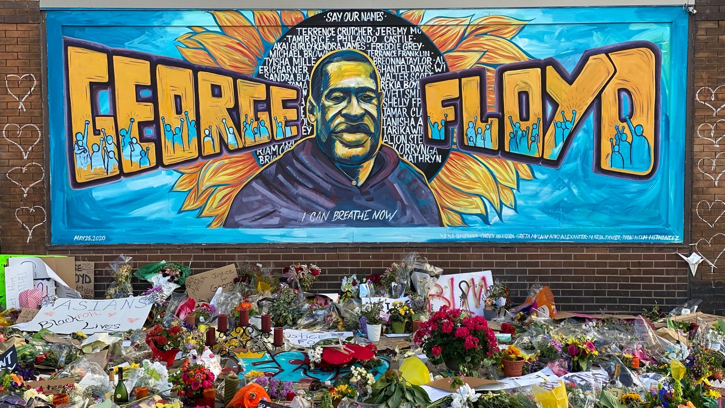 One Month After George Floyd's Death, 25 Signs of Life
